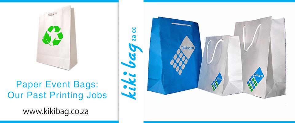 telkom promotional bags
