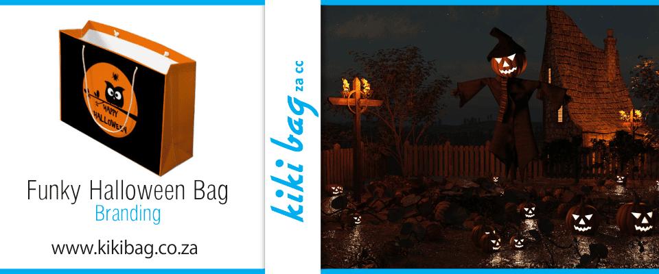 fun halloween bags