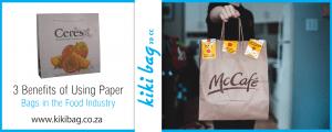 McDonald's paper bag